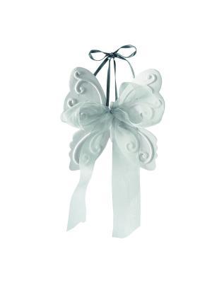 Ароматические украшения Бабочка, аромат Невесомость 1 Mathilde M. Цвет: белый