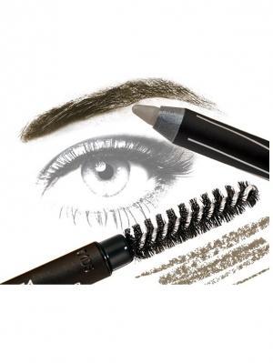 Косметический карандаш POSH.. Цвет: серый