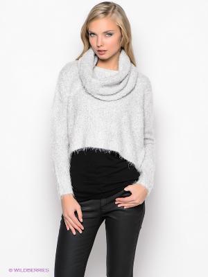 Джемпер Vero moda. Цвет: светло-серый