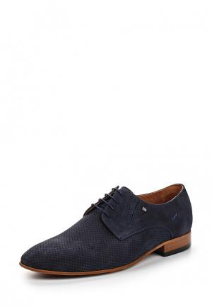 Туфли Giatoma Niccoli. Цвет: синий