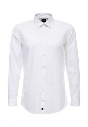 Рубашка Strellson. Цвет: белый