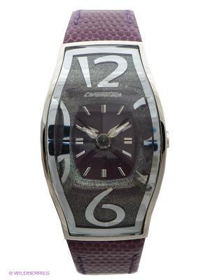 Часы Chronotech. Цвет: фиолетовый