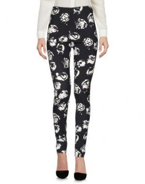 Повседневные брюки EMANUEL UNGARO. Цвет: черный