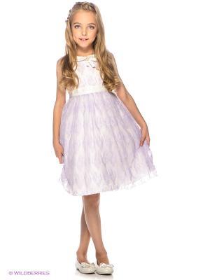 Платье Vitacci. Цвет: сиреневый