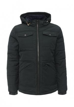 Куртка утепленная Medicine. Цвет: зеленый
