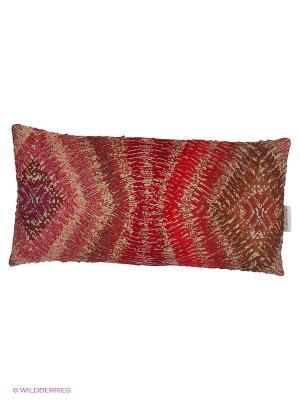 Подушка PRIVIUM. Цвет: терракотовый