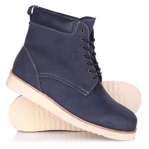 Ботинки зимние  Classic Tim Blue Rheinberger. Цвет: синий
