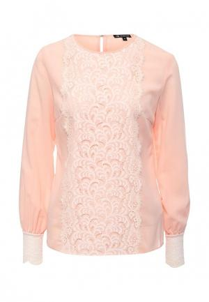 Блуза Vittoria Vicci. Цвет: коралловый