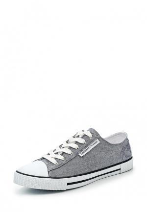Кеды Trussardi Jeans. Цвет: синий