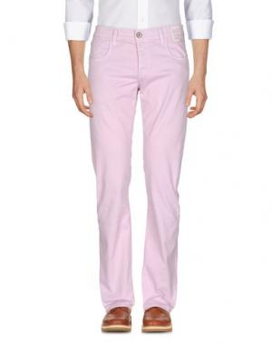 Повседневные брюки CAMOUFLAGE AR AND J.. Цвет: розовый