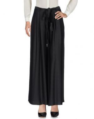 Повседневные брюки ROSE & WILLARD. Цвет: черный