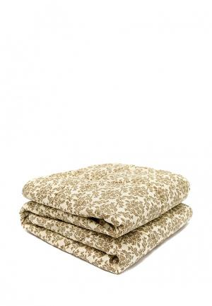 Одеяло Classic by T. Цвет: бежевый