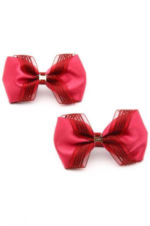 Набор резинок NICE GIRL. Цвет: розовый
