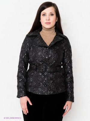 Куртка VERDA. Цвет: черный