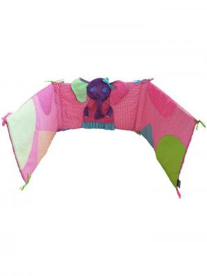 Игрушка Deglingos Слоненок Sandykilos - Защитный Барьер для Кроватки. Цвет: розовый
