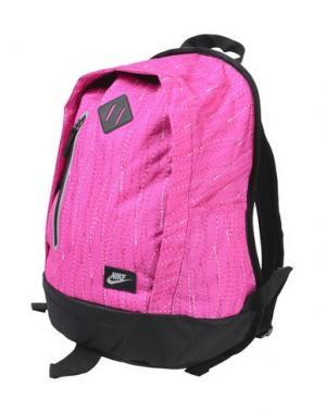 Рюкзаки и сумки на пояс NIKE. Цвет: светло-фиолетовый