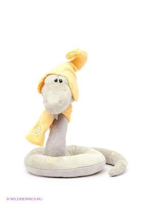 Игрушка Змей Луи ORANGE. Цвет: зеленый, серый, желтый