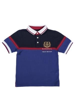 Polo t-shirt Ruck&Maul. Цвет: navy