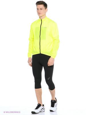 Куртка BBB. Цвет: желтый