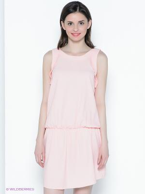 Платье Sinequanone. Цвет: розовый