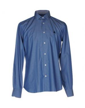 Pубашка ARMATA DI MARE. Цвет: пастельно-синий