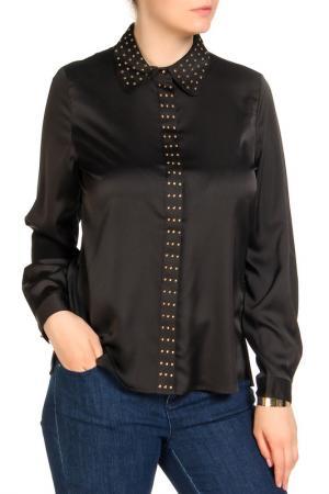 Блуза SARAH KERN. Цвет: черный