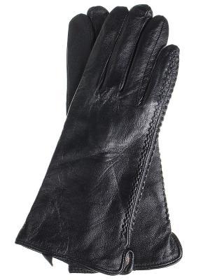 Перчатки Gusachi. Цвет: черный