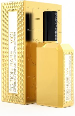 Парфюмерная вода Edition Rare Vici Histoires de Parfums. Цвет: бесцветный