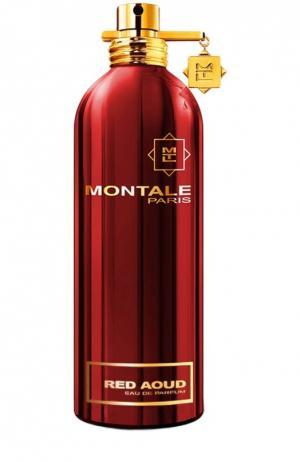 Парфюмерная вода Red Aoud Montale. Цвет: бесцветный