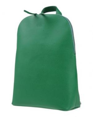 Рюкзаки и сумки на пояс NAVA. Цвет: зеленый