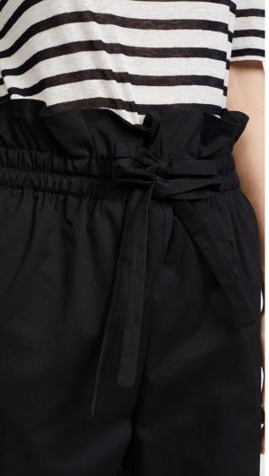 Heidi Paper Bag Pants Emerson Thorpe