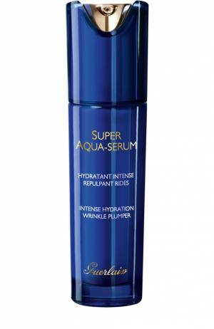 Сыворотка Super Aqua-Serum Guerlain. Цвет: бесцветный