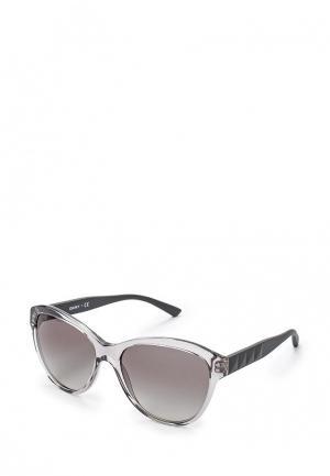 Очки солнцезащитные DKNY. Цвет: белый