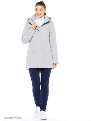 Куртка Stayer. Цвет: серый