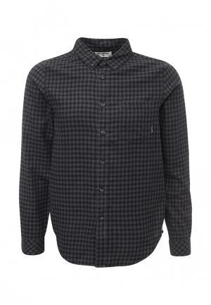 Рубашка Billabong. Цвет: серый