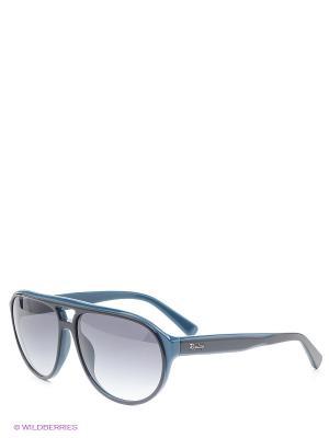 Солнцезащитные очки RE 457S 05B Replay. Цвет: голубой, серый