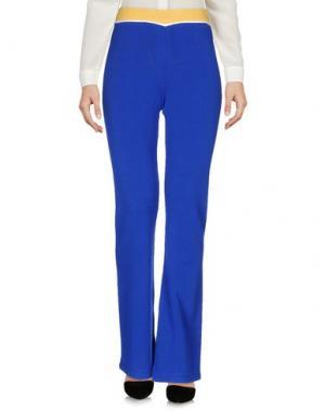 Повседневные брюки AKEP. Цвет: синий