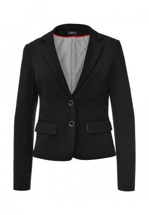 Пиджак Motivi. Цвет: черный
