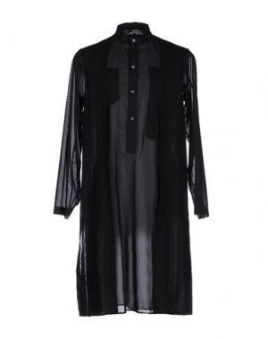 Pубашка QASIMI. Цвет: черный