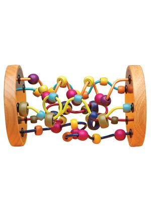 Игрушка Разноцветный лабиринт Battat. Цвет: оранжевый, желтый, фиолетовый