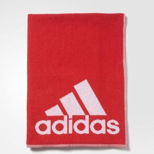 Полотенце ADIDAS TOWEL L. Цвет: красный