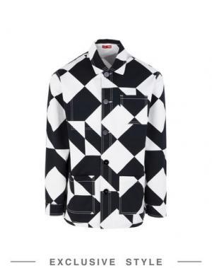 Куртка ARTHUR ARBESSER x YOOX. Цвет: черный