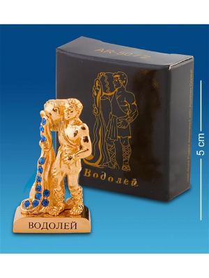 Фигурка Знак Зодиака - Водолей (Юнион) Юнион. Цвет: золотистый