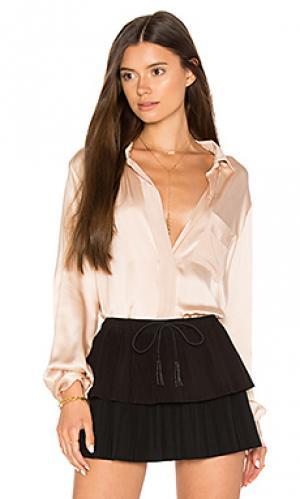 Рубашка nefertiti Flannel Australia. Цвет: румянец