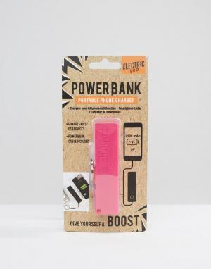 50FIFTY Портативное зарядное устройство для телефона. Цвет: мульти