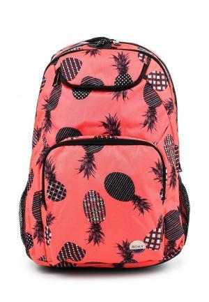 Рюкзак Roxy. Цвет: коралловый