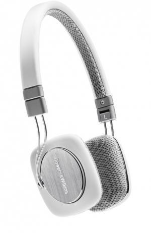 Складные Hi-Fi наушники P3 Bowers & Wilkins. Цвет: белый
