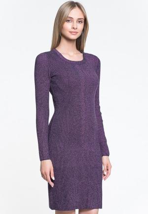 Платье Jacote. Цвет: фиолетовый