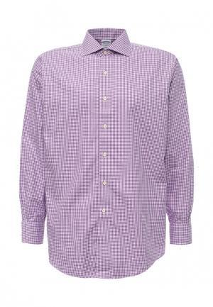 Рубашка Brooks Brothers. Цвет: фиолетовый