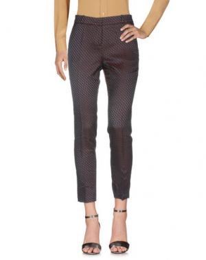 Повседневные брюки GOOD MOOD. Цвет: красно-коричневый